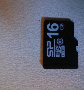 mikro cd 16 gb