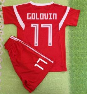 Детская футбольная форма Головин