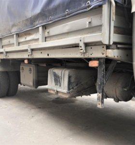 Валдай (ГАЗ 33104) 30м3, обмен