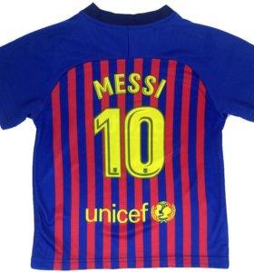 Детская футбольная форма Месси