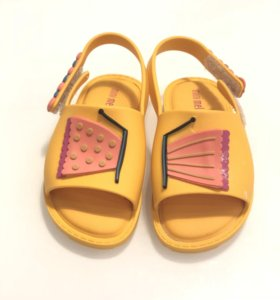 Новые сандали Mini Melissa