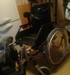 Инвалидное кресло ortonica base 195