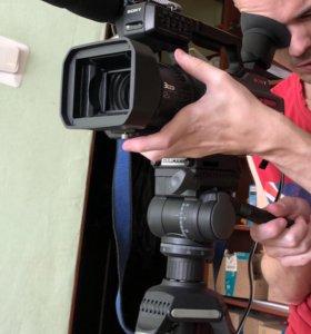 Комплект для видеосъемки Sony