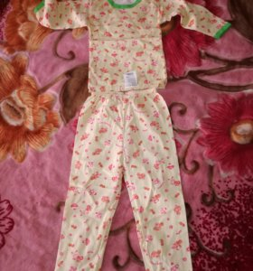 Детская пижама,новая