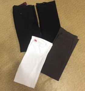 Брюки + домашние штаны (цена за все)