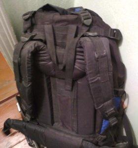 Рюкзак 50-60 литров с жёсткой спиной
