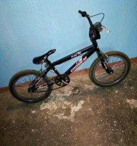 велосипед bmx cross-m free fly
