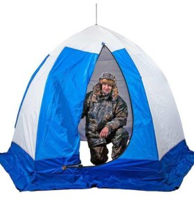 Зимняя палатка 2 местная Доставка