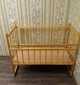 Детская кроватка новая