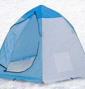 Палатка зимняя для рыбалки 3 х местная Доставка