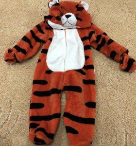 Костюм тигрёнка на 1-2 года
