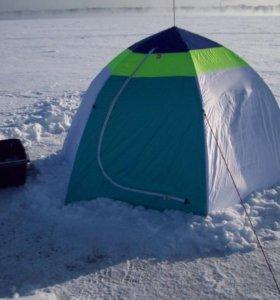 Палатка 2 х местная зимняя Доставка