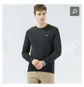 Шерстянной свитер Lacoste