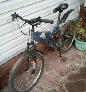 Продам велосипед motor denelli