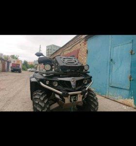 Продаю квадроцикл cf moto х5