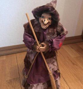 Баба-яга. Ведьма