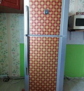 Холодильник sharp sj-38m-sl