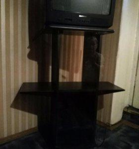 Тумба под музыкальный центр и телевизор