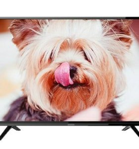 "Новый Full Hd TV 40"" IPS LED DVB-T2"