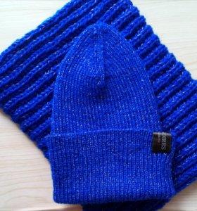 Продам комплект : шапочка + снуд.
