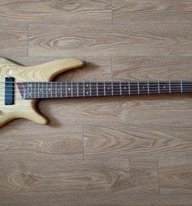 Бас гитара Ibanez SR 605 (Indonesia)