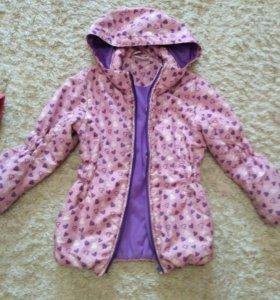 Куртка демикс