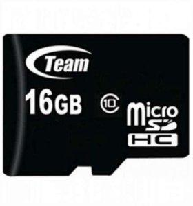 Mlcro SD 16 GB