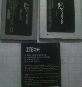 Батарейки для телефонов