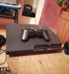 Продам PlayStation 3 в идеальном состоянии