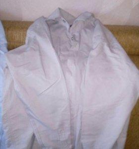 Рубашка школьные