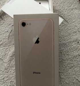 Коробка от IPhone 8