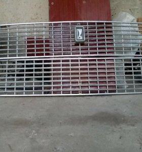 Решотки радиатора
