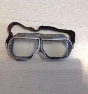 Очки защитные 60 70 годов качественные удобные