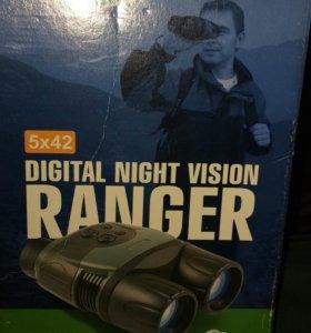 Прибор ночного видения 5х42 Yukon.