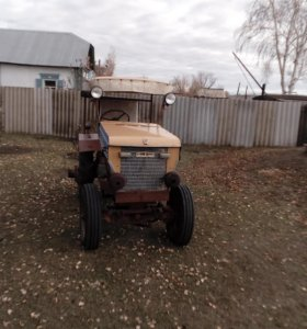 Тракторок