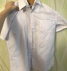 Продаю рубашки новые р 34/152-4 шт ,35/158-2 шт