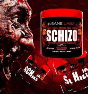 Insane Labz Schizo 200гр (без кофеина)
