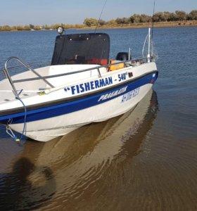 катера «Pragmatik Fisherman DC 540»