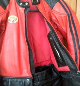 МотоКуртка+Мотоштаны