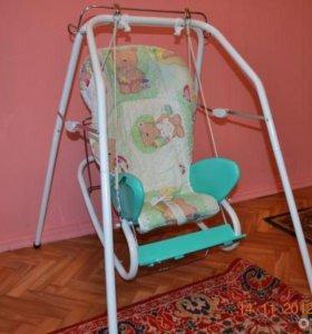 Кресло качеля 4в1