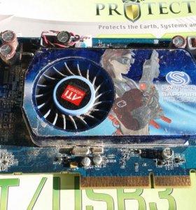 Видеокарта ATI Sapphire Radeon HD 3650
