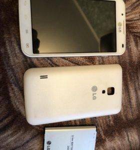Телефон LG-P715