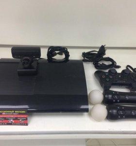 PlayStation 3 500ГБ (Яблочный Пирог)