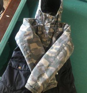 Самая тёплая, удобная и красивая курточка ❤️❤️❤️
