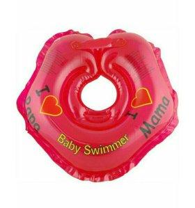 Круг на шею для купания