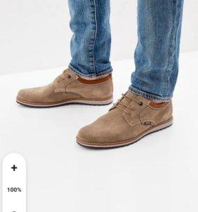 Туфли муж новые