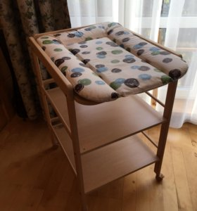 Пеленальный столик Geuter