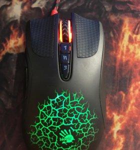 Игровая мышь bloody A9/A90