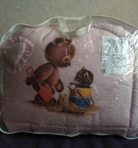 Комплект детский в кроватку(бортики)