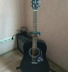 Научу Вашего ребёнка играть на гитаре